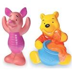 Boneco de Vinil Pooh e Leitão - Lider