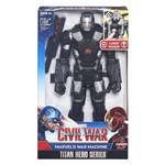 Boneco Eletrônico - Titan Hero - Marvel - Capitão América Gu