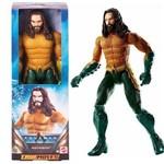 Boneco Filme Aquaman Dc 30 Cm - Mattel Fxf91