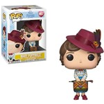 Boneco Funko Pop - Disney Mary Poppins Mary Poppins With Bag 467