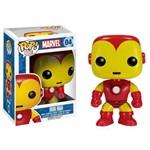 Boneco Funko Pop Marvel Iron Man