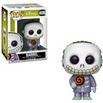 Boneco Funko Pop Nightmare Before Christmas - Barrel 408