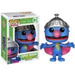Boneco Funko Pop Sesame Street Super Grover 01