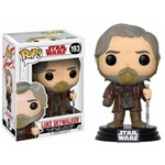 Boneco Funko Pop Star Wars 8 Luke Skywalker 193