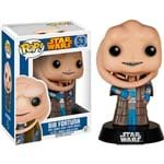 Boneco Funko Pop Star Wars Bib Fortuna