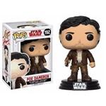 Boneco Funko Pop Star Wars Poe Dameron 192