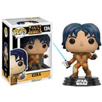 Boneco Funko Pop Star Wars Rebels Ezra 134