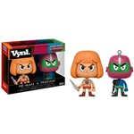 Boneco Funko Vynl Masters Of The Universe - He-man & Trap Jaw