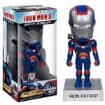 Boneco Funko Wacky Wobbler Marvel - Iron Patriot