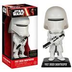 Boneco Funko Wacky Wobbler Star Wars - First Order Snowtrooper