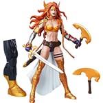 """Boneco Guardiões da Galáxia 6"""" Legends Angela - Hasbro"""