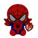 Boneco Homem Aranha Pelúcia Ty - Beanie Buddies Spiderman Dtc
