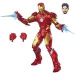 Boneco Homem de Ferro Legends Hasbro