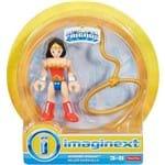 Boneco Imaginext Bonecos DC Mulher Maravilha - Mattel