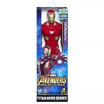 Boneco Iron Man - Guerra Infinita