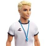 Boneco Ken - Série Profissões - Salva Vidas - Mattel