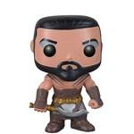 Boneco Khal Drogo - Game Of Thrones - Funko Pop!