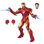 Boneco Legends Séries 30 Cm Hasbro - Homem de Ferro
