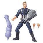 Boneco Legends Series Avengers Infinity War - Captain America