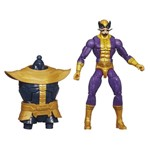 Boneco Legends Séries Marvel Hasbro - Batroc
