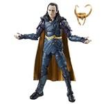 Boneco Legends Séries Marvel - Thor Ragnarok - Loki