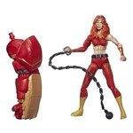 Boneco Legends Séries Marvel - Thundra