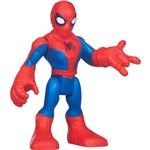 Boneco Marvel Superhero Adventures Sh Spider-Man Figure Single Hasbro - 37648/37649