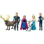 Boneco Mattel - Disney Frozen Kit Complete Story Set Y9980
