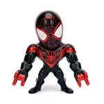 """Boneco Metal Die Cast Marvel Spiderman Miles Morales 4"""" - Dtc"""