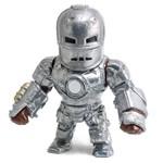 Boneco Metal DTC 10 Cm Marvel Classic - Homem de Ferro MK I