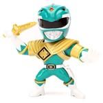 Boneco Metal DTC 10 Cm Power Ranger - Green Ranger