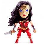 Boneco Metals Die Cast Wonder Woman Mulher Maravilha M225