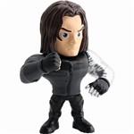"""Boneco Metals Figure 4"""" Marvel Civil War Movie - Winter Soldier - Dtc"""