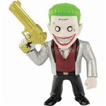 "Boneco Metals Figure 4"" Suicide Squad Movie - The Joker Boss- Dtc"