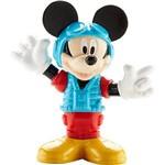 Boneco Mickey Mouse Club House Dmc57/pilot Mickey Dmc61 - Mattel