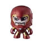 Boneco Mighty Muggs 10 Cm - Avengers - Iron Man