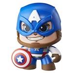 Boneco Mighty Muggs 10 Cm Marvel - Capitão América