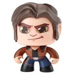 Boneco Mighty Muggs 10 Cm Star Wars - Han Solo