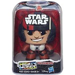 Boneco Mighty Muggs 15 Cm Star Wars Poe Dameron