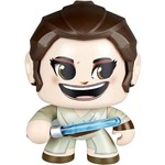 Boneco Mighty Muggs Star Wars E7 Rey - E2109/ E2174 - Hasbro