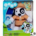 Boneco Pelúcia Cachorro Doki Aventureiro Playskool - Hasbro