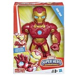 Boneco Playskool Super Hero Adventures Mega Mighties - Homem de Ferro - Hasbro