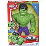 Boneco Playskool Super Hero Adventures Mega Mighties - Hulk - Hasbro