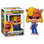 Boneco Pop Crash Bandicoot Coco Bandicoot 419