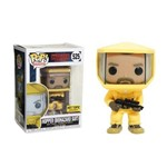 Boneco Pop Funko ST Hopper Exclusivo Hot Topic #525