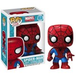 Boneco Pop Marvel Universe Spider-man 03