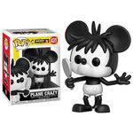 Boneco Pop Mickey 90 Years Plane Crazy 431