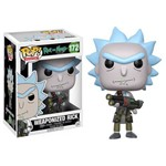 Boneco Pop Rick And Morty Weaponized Rick 172