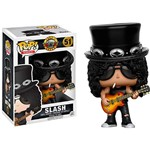 Boneco Pop Rocks Guns N Roses - Figura Slash - Funko