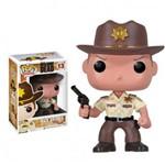 Boneco Pop The Walking Dead Rick Grimes 13